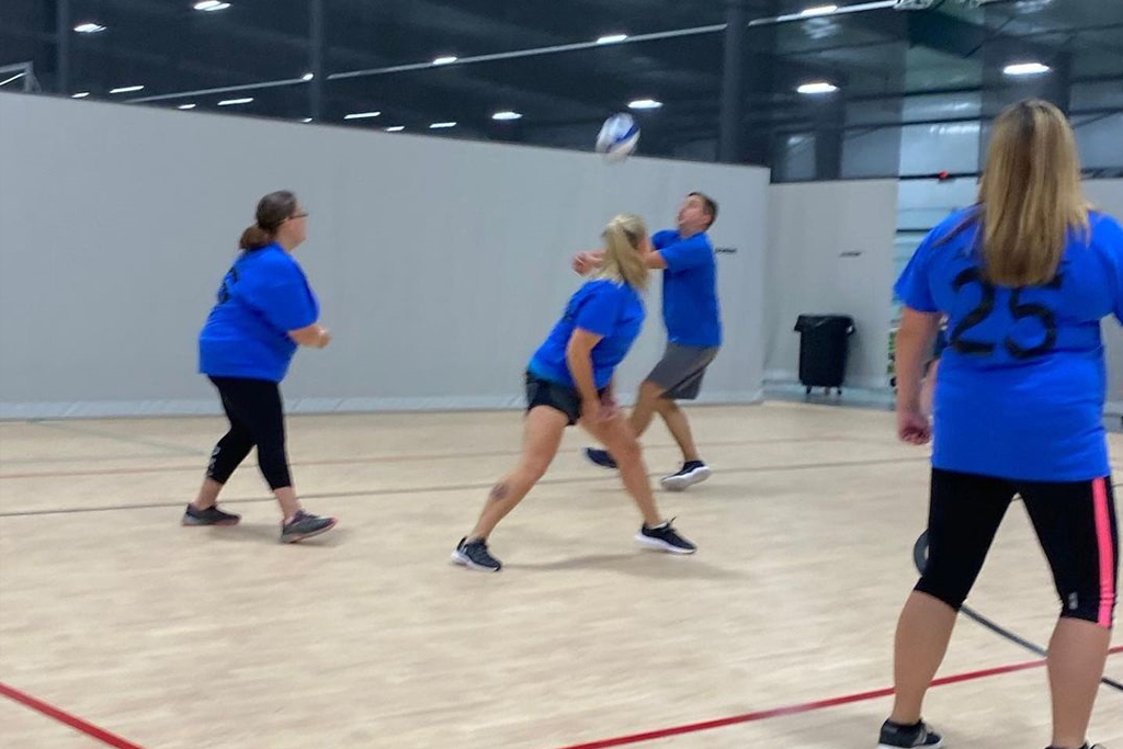 Adult Volleyball Open Play